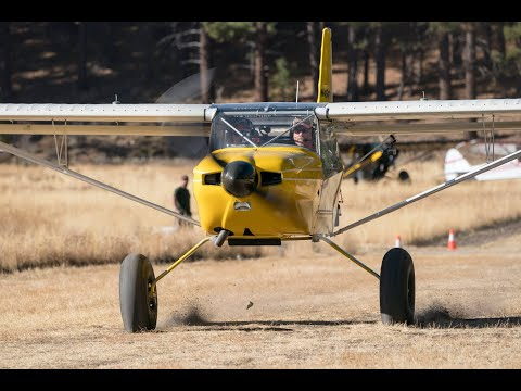 Project KitFox @ High Sierra Fly-In