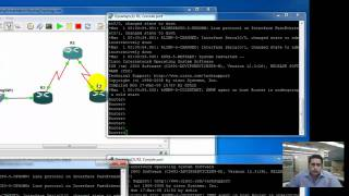 Configuring Cisco Router (Part 1)