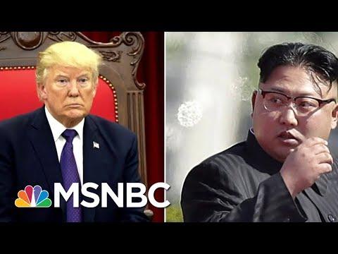 The Real Impact Of President Donald Trump's Nuclear Tweet | Morning Joe | MSNBC
