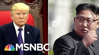 The Real Impact Of President Donald Trump's Nuclear Tweet | Morning Joe | MSNBC
