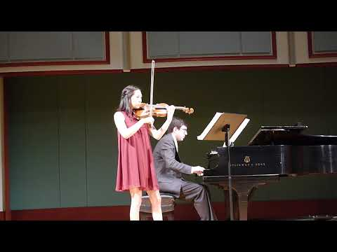 Brahms - Violin Sonata No. 1 in G Major, Op. 78