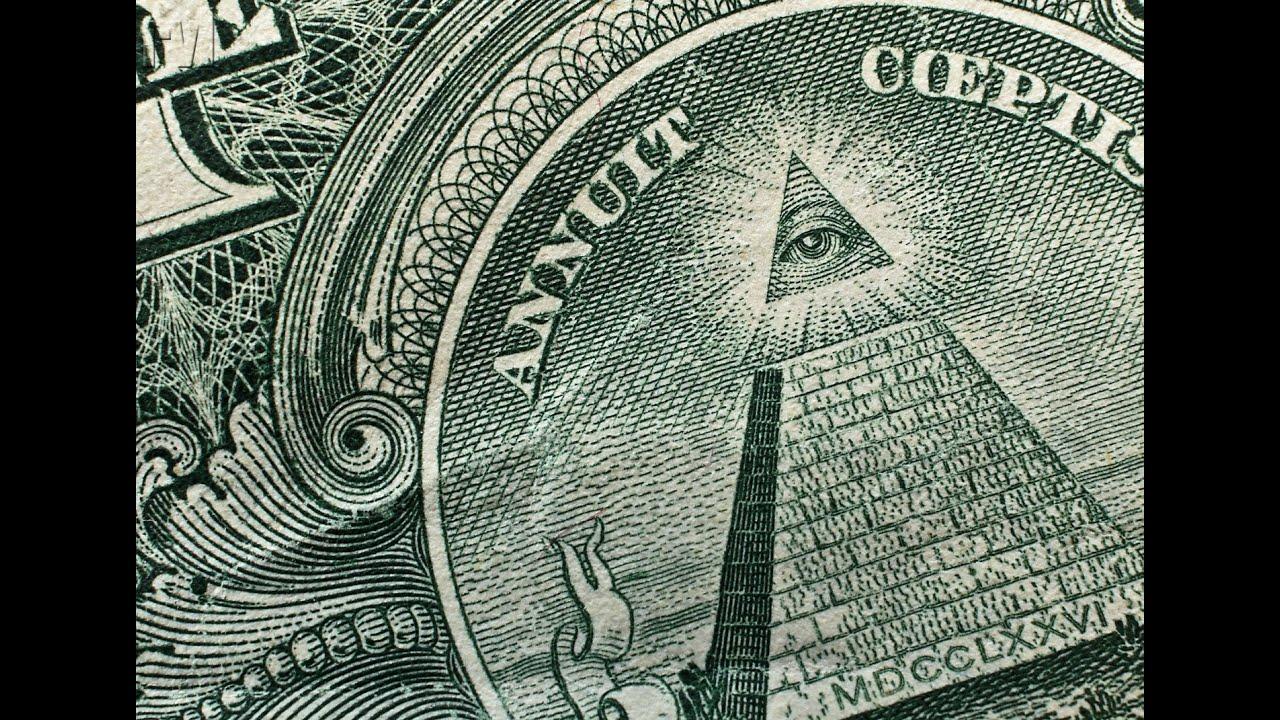 Pyramid Eye Illuminati