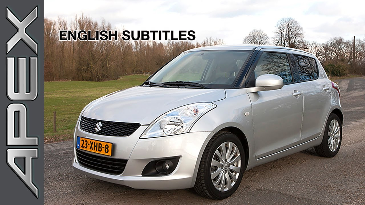 suzuki swift 1 2 exclusive automatic review english. Black Bedroom Furniture Sets. Home Design Ideas