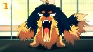 Пёс и Ножницы 1 эпизод