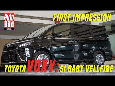 Toyota Voxy 2017 | First Impression | Auto Bild Indonesia