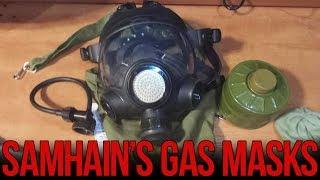 Обзор противогаза ГП-21 | Russian GP-21 gas mask