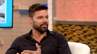 Ricky Martin on His High Cholesterol