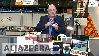 Gadgets and gizmos on display at Las Vegas show