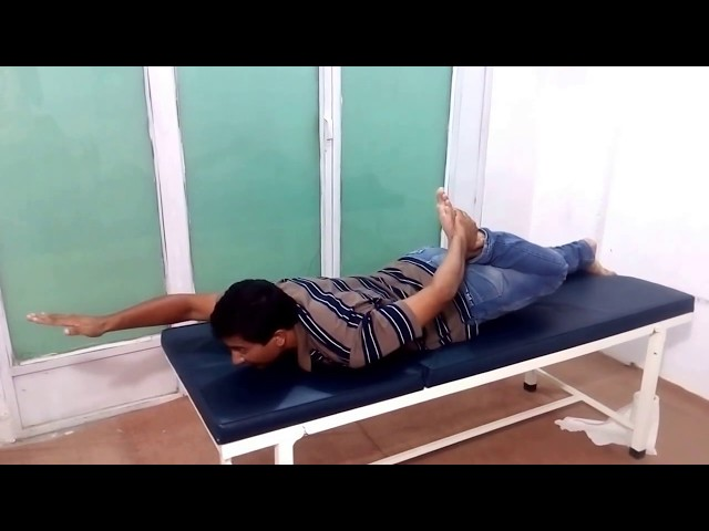 backbone exercise 4 by Chiropractor Aamir Shahzad CPT