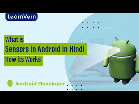 What Is Sensors In Android In Hindi For FREE On LearnVern