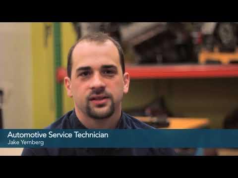 Automotive Service Technician at Saint Paul College
