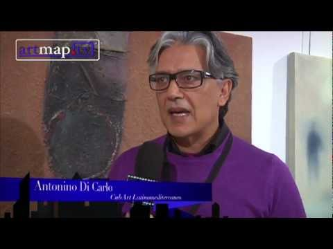 ArtMap.Tv Interview with Antonino Di Carlo