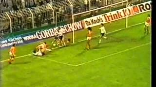 Germany v Holland 14th MAY 1986
