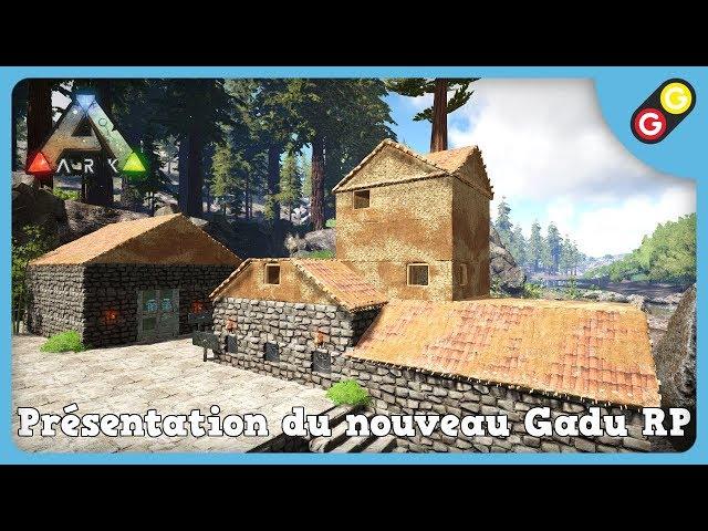 ARK : Survival Evolved - Présentation du nouveau Gadu RP [FR]