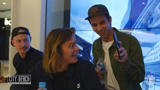 City Beach | Element Skate Team hits Westfield Parramatta