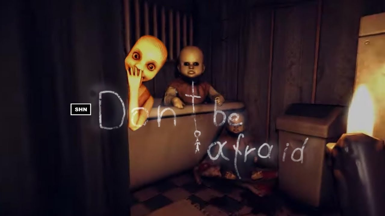 Download Don't Be Afraid 👻 4K/60fps 👻 Longplay Walkthrough Gameplay No Commentary