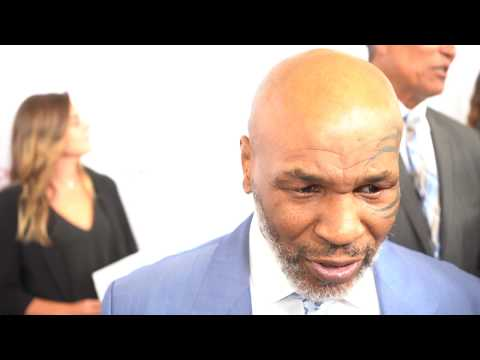MIKE TYSON at Harold and Carole Pump Foundation 19th Annual Celebrity Dinner