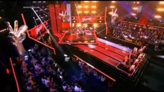 Голос 2 сезон The Voice Russia Вадим Азарх   'Purple rain'