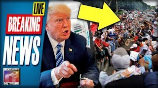 BREAKING: Trump is PISSED After Illegal Invaders Get Massive Gift To Help Them Storm US Border