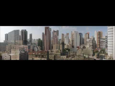 Imagining New Eurasia 1-City Mix-Kowloon (Hong Kong)