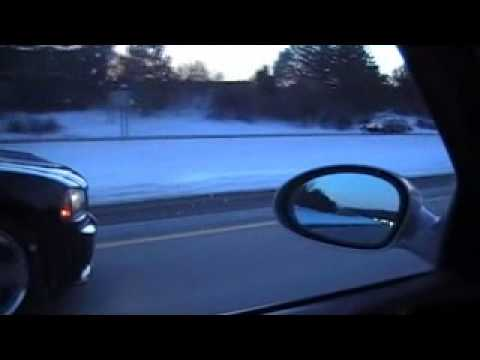 Supercharged BMW 540i Vs. SRT8 Charger w/ Prdtr tune & CAI
