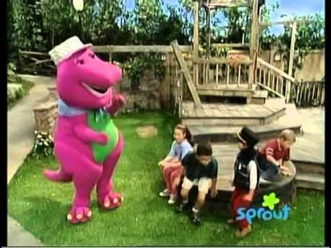 Barney & Friends: All Aboard (Season 7, Episode 1)
