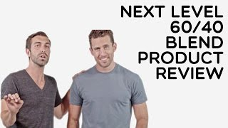 Custom Next Level 60/40 CVC T-Shirt Product Review