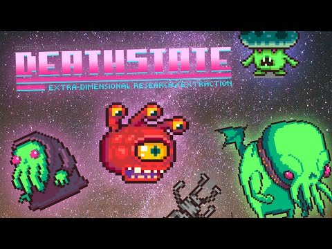 GETTING FREE STUFF | Let's Play Deathstate