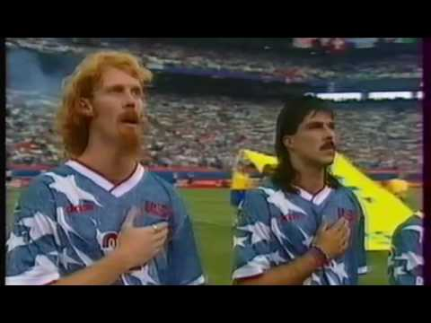 US Soccer - National Anthem from 1994 (FIFA World Cup)