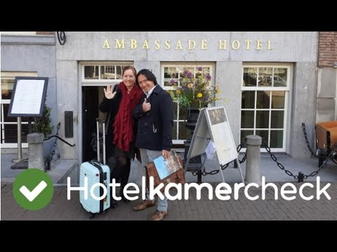 Ambassade Hotel In Amsterdam, Review Door Hotelkamercheck