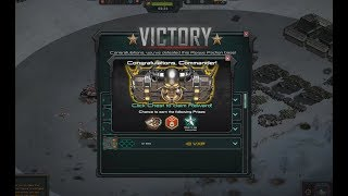 War Commander - Nova Boss base (105) Easy and Free way