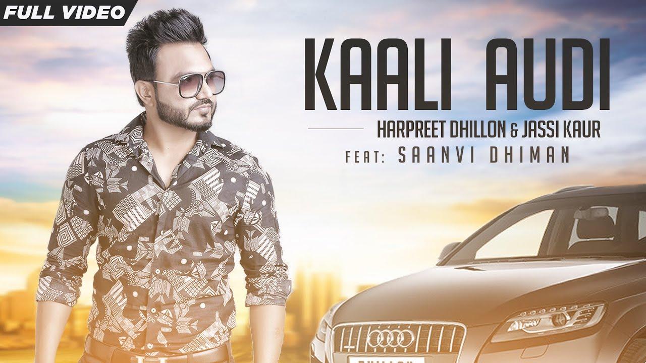 New Punjabi Songs Kaali Audi Official Video Hd - Audi car song