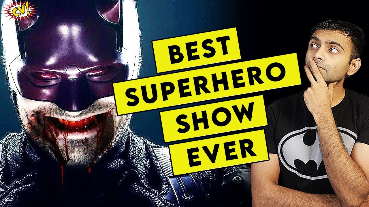 Why Daredevil is The BEST Superhero Show Ever Made    ComicVerse