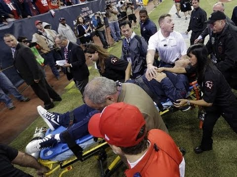 Texans coach Gary Kubiak collapses along sideline