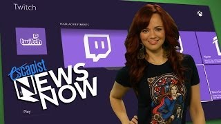 XBOX ONE TWITCH STREAMING DELAYED (Escapist News Now)