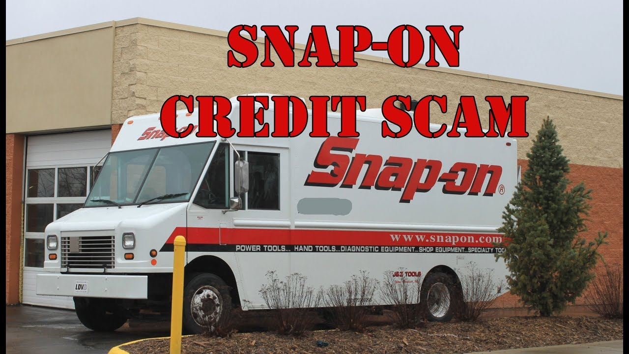 snap on credit account