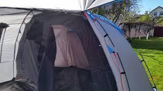 Палатка Adventurige 5 Personen обзор
