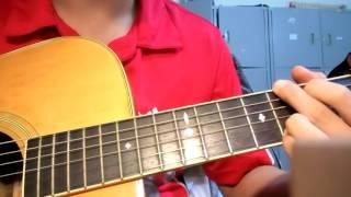 Đồng thoại (tong hua) guitar đơn giản