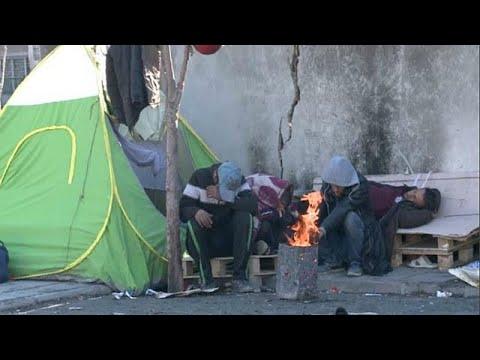 معضل کارتن خوابی و اعتیاد در کلان شهر تهران از زاویه دوربین یورونیوز…