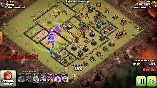 New Update Electro Dragon Gameplay Level 1Dragon Attack Siege Machine Clash Of Clans CoC Update Th12