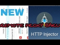 Playload XL Opok Dengan Remote Proxy Baru Http Injektor 2p017