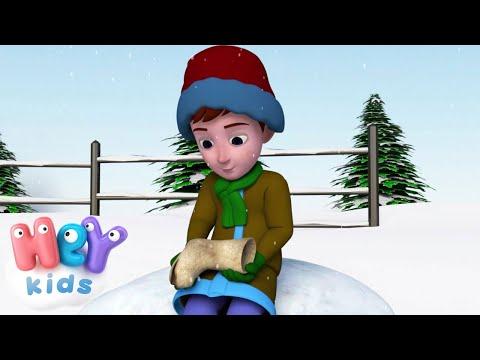 Зимние Детские Песни - Валенки да валенки - Новогодние Песенки