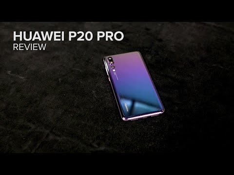 Huawei P20 Pro review: An amazing low-light shooter