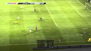 PES 2013 - PC - Gameplay en Español