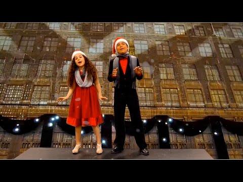 """Christmas On Broadway"" - starring Emily Kaufman & Preston Howell"