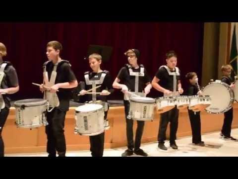Cashmere Middle School- Talent Show