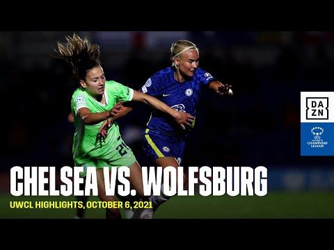 HIGHLIGHTS | Chelsea vs. Wolfsburg -- UEFA Women's Champions League 2021-22