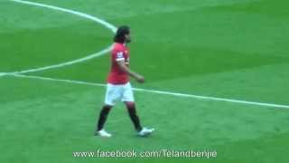 Is this the last we shall see of Radamel Falcao at Old Trafford? United v Arsenal 17.05.15