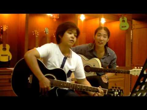 Sky Music บางแค (สอนกีต้าร์ อูคู เบส อื่นๆ 400บาท/เดือน ) - K.ปอ ( ทะเลสีดำ )