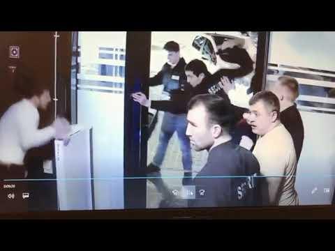 Стрельба в ночном клубе «Синий жук» в Екатеринбурге 24.02.2019